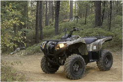 Yamaha Outdoors Tips — 10 Outdoor Ways to Use Your New Grizzly 550 FI Auto 4x4 EPS